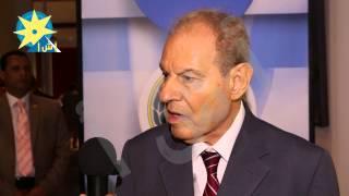 بالفيديو :  سيد البوص : لا يوجد تعارض بين الدول المشتركة في أكثر من منطقة تجارة حرة