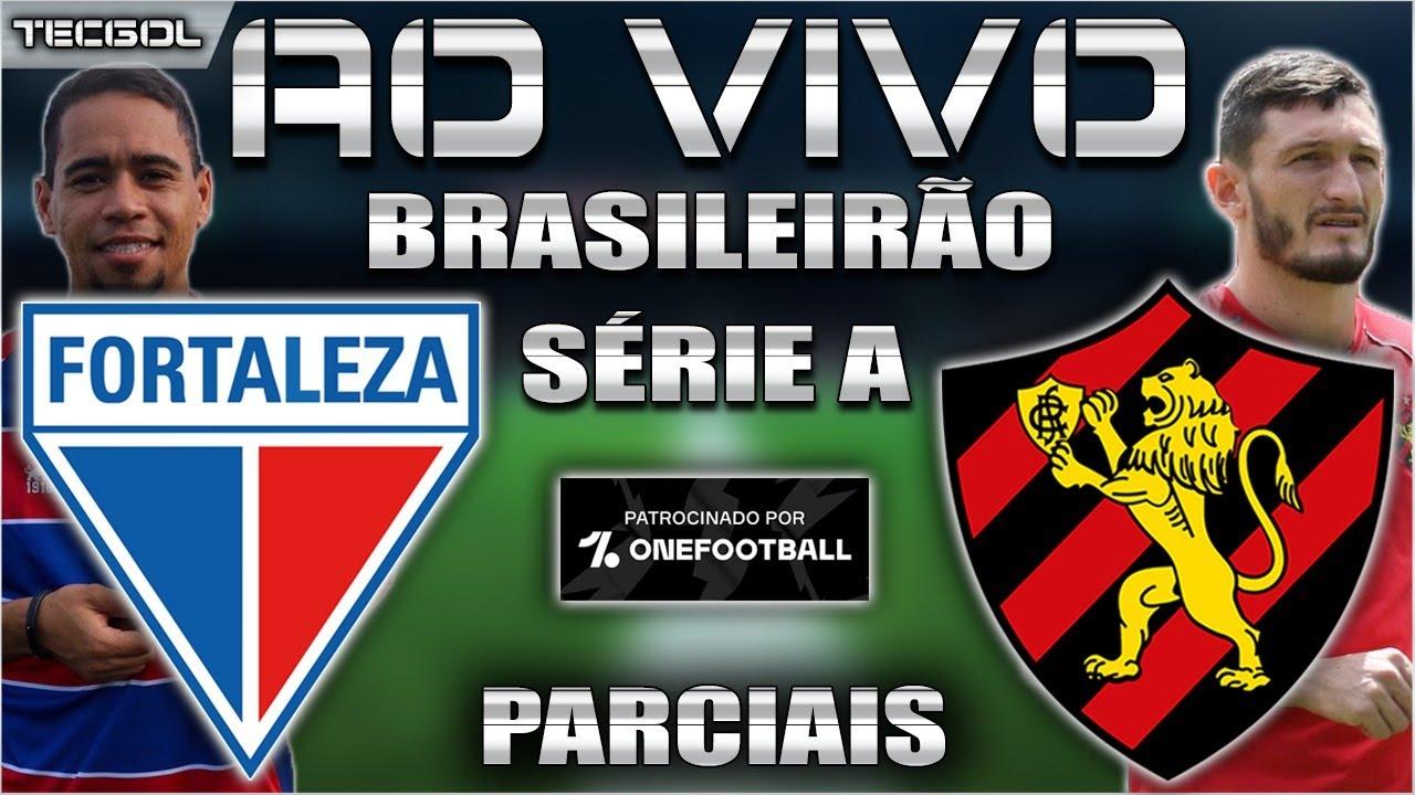 Fortaleza 1x0 Sport Brasileirão Série A 2021 + Parciais Cartola FC 3ª Rodada | Narração