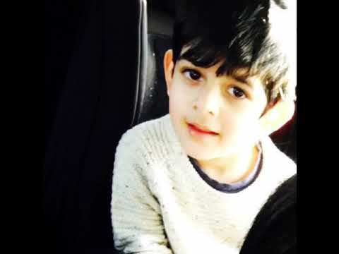 Burak Deniz childhood picture