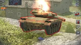 FCM 50 T ( Burn Much? ) WORLD OF TANKS BLITZ MMO
