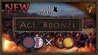 AGE OF BRONZE - Total War: Rome 2 (2v2 Massive Battle)