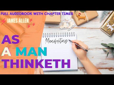 As A Man Thinketh YouTube Hörbuch auf Deutsch