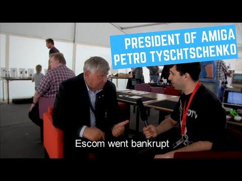 Petro Tyschtschenko - President of Amiga [sub] #Amiga30