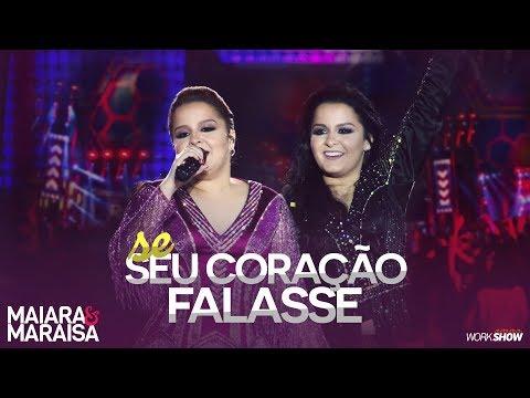 Maiara e Maraisa – Se Seu Coração Falasse - DVD  Em Campo Grande