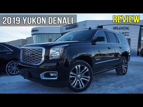 2019 GMC Yukon Denali 6.2L (In-Depth Review)
