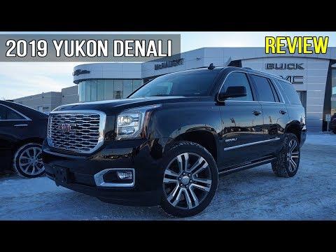 Review: 2019 GMC Yukon Denali 6.2L