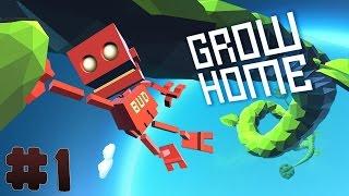 Grow Home - Walkthrough - Part 1 (PC HD) [1080p]