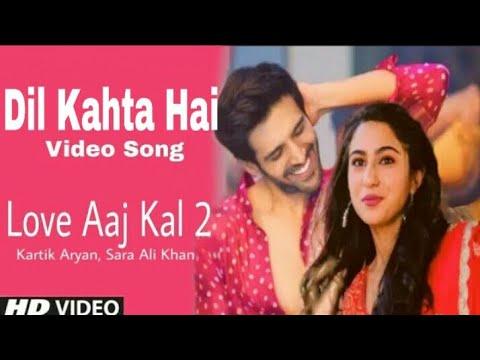love aaj kal video songs free download