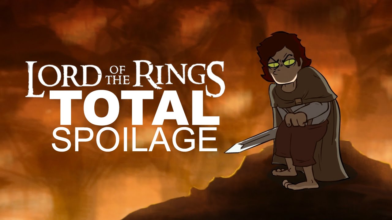 Lord Of The Rings Total Spoilage