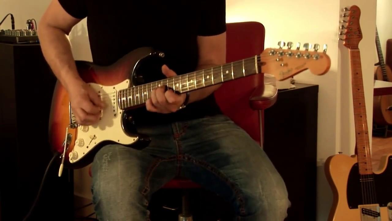 1988 Fender Am. Std. Stratocaster - YouTube