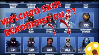Which Skin PASST to you?? | WE TEST IT | Fortnite Battle Royal/Save The World
