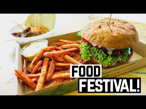 Hungarian Vegan Food Festival! + Beautiful Apartment Tour (Budapest, Hungary)