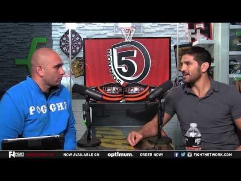 5 Rounds Today with Patrick Cote - UFC Nashville Recap, UFC Saskatoon Preview
