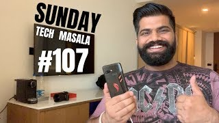 #107 Sunday Tech Masala Giveaways, Unboxing, Vlog, Travel, Updates and more
