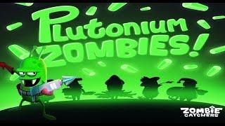 ОХОТА НА ЗОМБИ Мульт Игра #157 Видео для детей про охотников на зомби Zombie Catchers