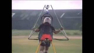 Дельтаплан с реактивным двигателем(полет., 2015-12-26T20:04:52.000Z)
