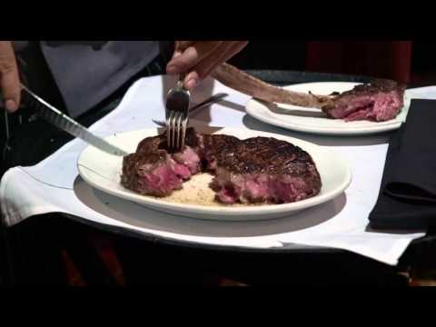 Ruth's Chris 40oz Tomahawk Rib Eye