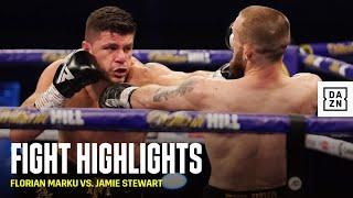 HIGHLIGHTS | Florian Marku vs. Jamie Stewart