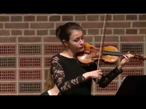 Liya Petrova - Beethoven Violin Sonata in C Minor 1st movement