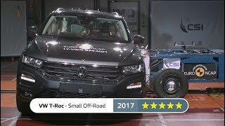 Safest Cars of 2017 by Euro NCAP
