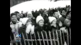 Universal News 1964 Winter Olympics