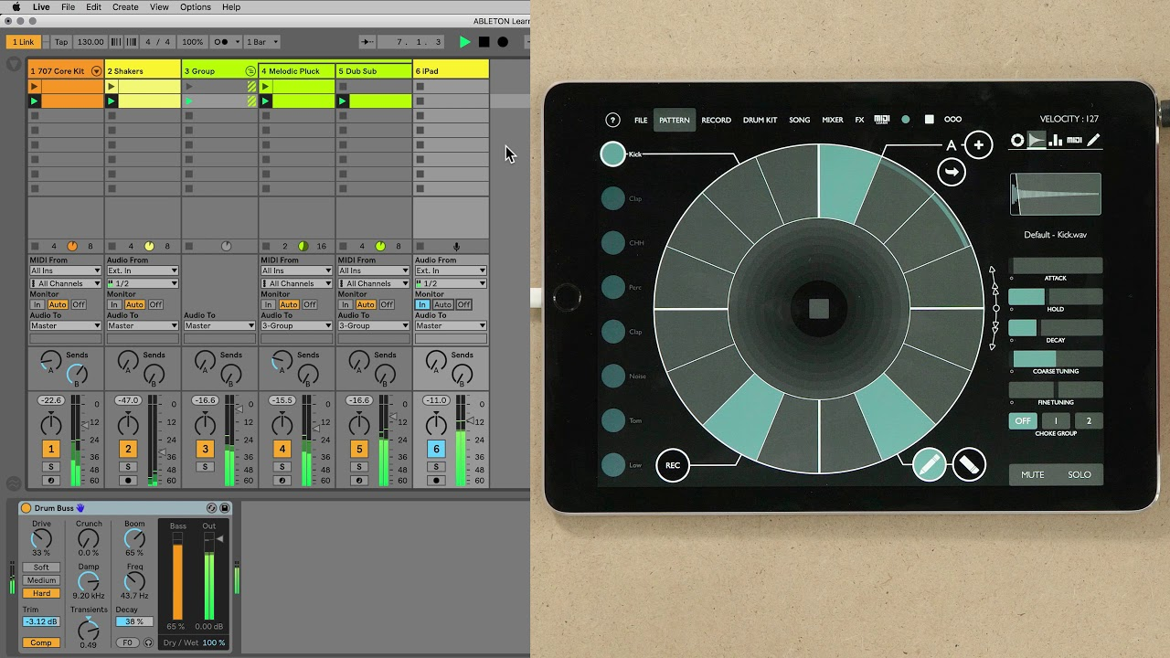 Link - features, functions and FAQ – Ableton