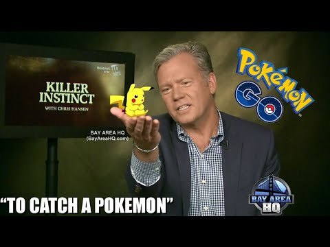 To Catch A Pokemon Hansen Vs Predator S Chris Hansen Interview