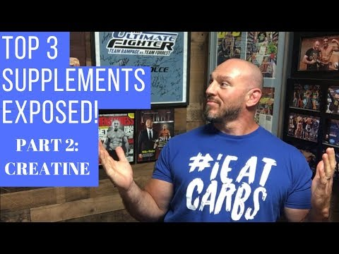 TOP 3 SUPPLEMENTS EXPOSED! | Part 2: CREATINE Monohydrate vs HCL Reviewed