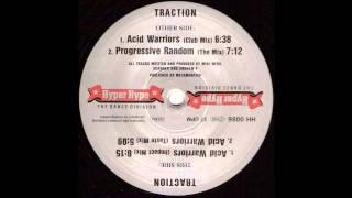 Traction Acid Warriors Taste Mix Acid Trance 1994