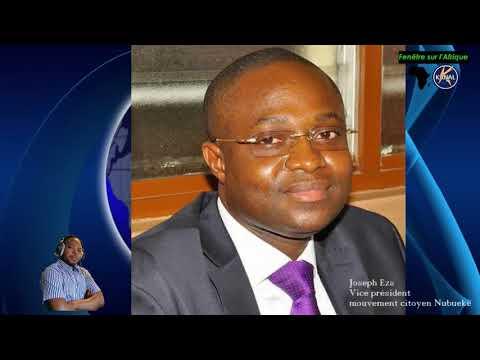 """""""F. Gnassingbé doit écouter le peuple et quitter le pouvoir par la grande porte"""", J Eza de Nubueke"""