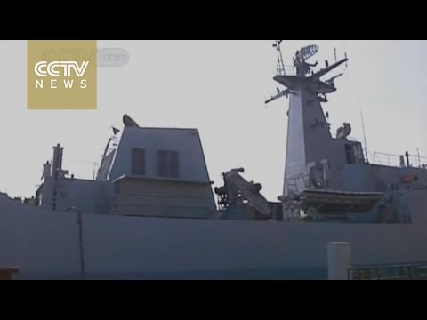 China delivers patrol ship to Nigeria after sea trials