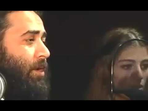 Archimandrite Serafim Chanting PSALM 53 In Aramaic