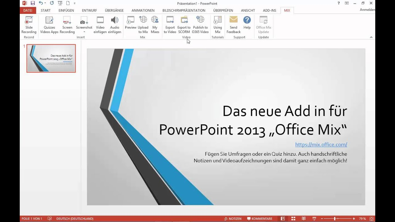 how to add music to powerpoint 2013 from youtube