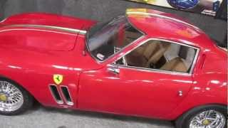 MOST VALUABLE OF ALL FERRARI 250 GTO 1963 replica
