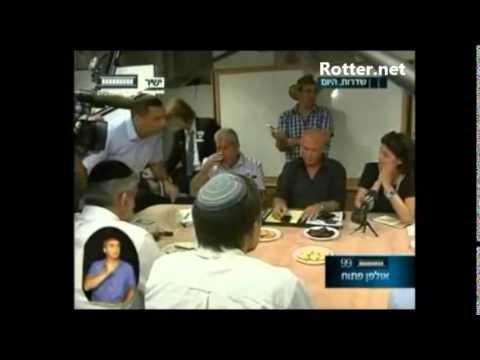 ראש עירית שדרות צועק על תמר זנדברג אחרי שהשוותה את ישראל לחמאס