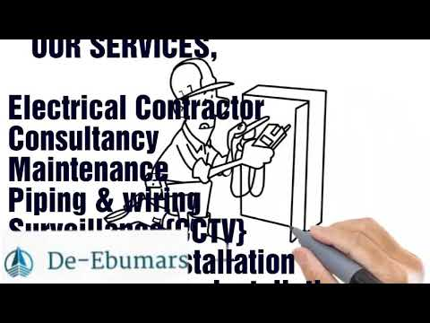 Best group electrical service in West Africa and 1st grade quality assurance in Central Africa 🌍