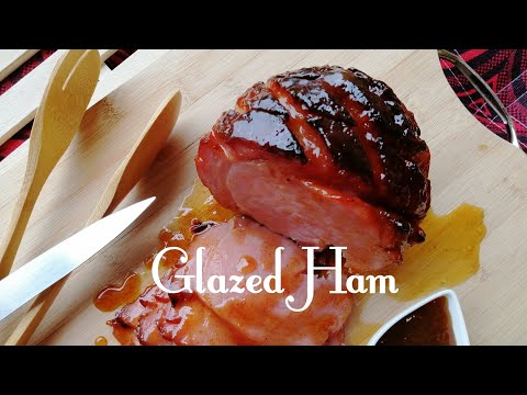 GLAZED HAM: EASY FILIPINO RECIPE