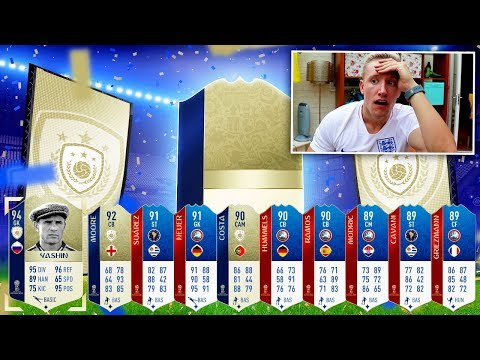 GREATEST WORLD CUP PACK OPENING YOULL SEE