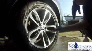 BMW X6: Paint Correction & Protection /PROcleaNS poliranje auta Novi Sad