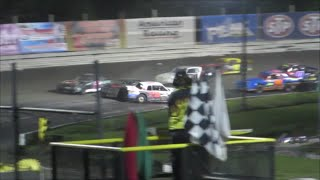 Racing | Volusia Speedway Park | IRON MAN 100 | ( PART 3 ) |  5-16-15