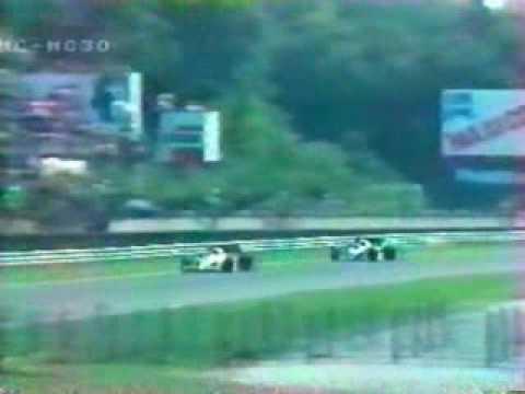 F1 GP Formula 1 1984 Italia Monza 2/10