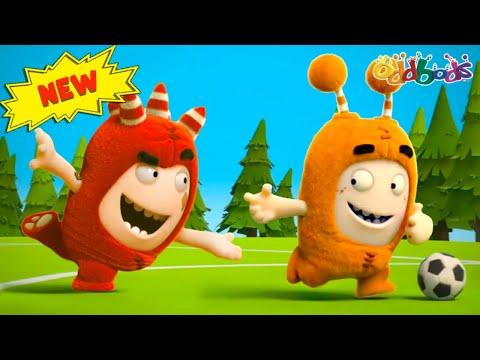 oddbods-|-baru-|-permainan-sepak-bola-|-kartun-lucu-untuk-anak-anak