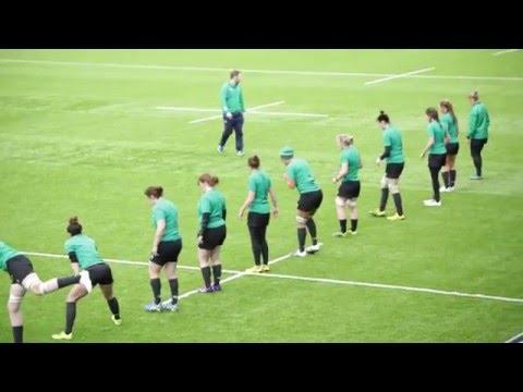 Six Nations Secrets: Ireland Women | Women's Six Nations