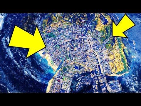 LA TEMPESTA GIGANTE INVESTE LA CITTÀ DI GTA5! - WhenGamersFail ► Lyon