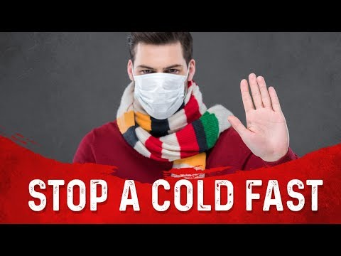 How to Stop a Cold at the First Sign with... - 동영상