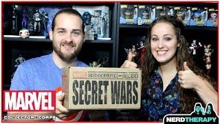 Marvel Collector Corps - Secret Wars - August 2015