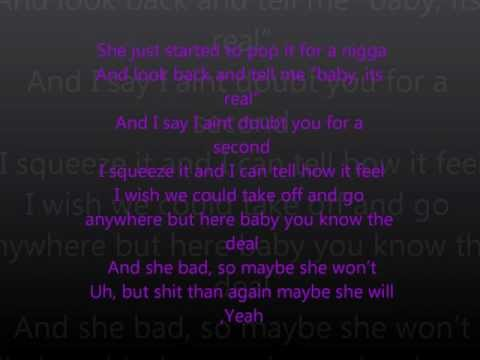 She Will - Lil Wayne (Ft. Drake) (LYRICS)
