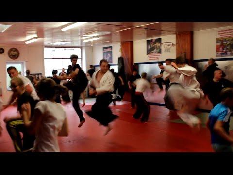 Fight Academy Song Paderborn - Hapkido Seminar