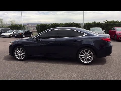 2015 Mazda Mazda6 Monument, Pueblo, Castle Rock, Woodland Park, Colorado Springs, CO P241A