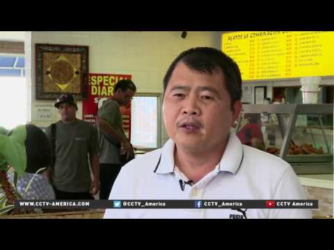 Chinese businesses in Puerto Rico affected by spike in crime
